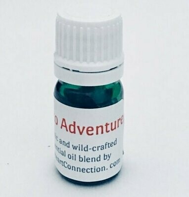 Óleo Essencial Call to Adventure / Chamado para Aventura (4ml)