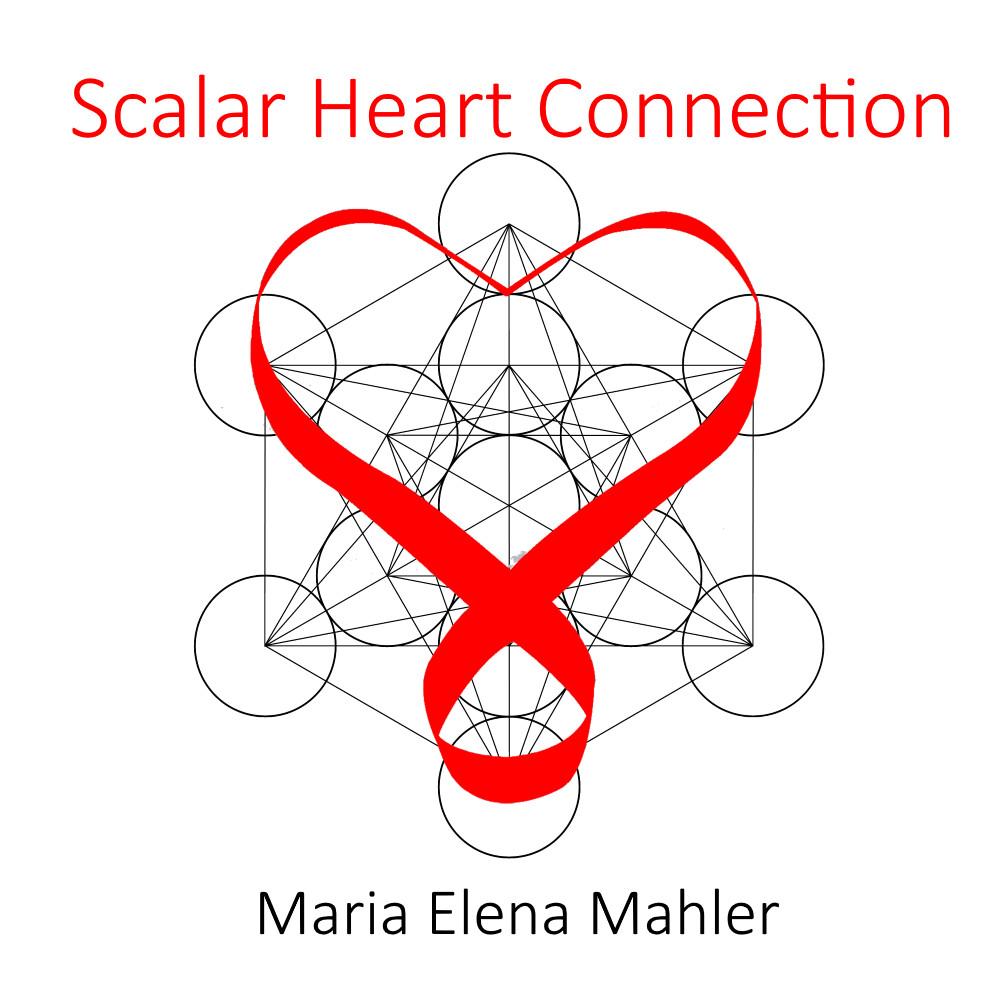 Sessao de Scalar Heart Connection com Maria Elena  (1 hr)