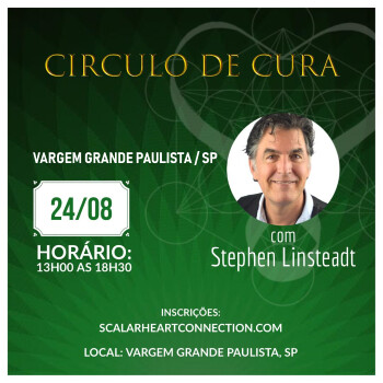 Círculo de Cura - Vargem Grande Paulista, SP 24 de Agosto 13:00 a 18:30  HRS
