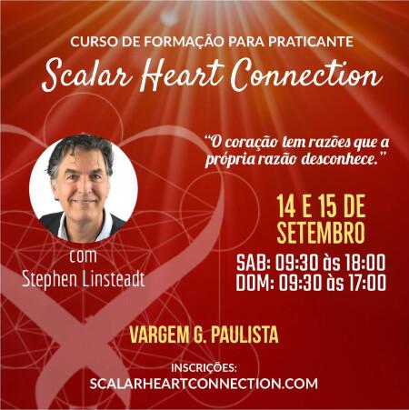 Curso de Formação de Praticante Scalar Heart Connection - Vargem Grande Paulista, SP