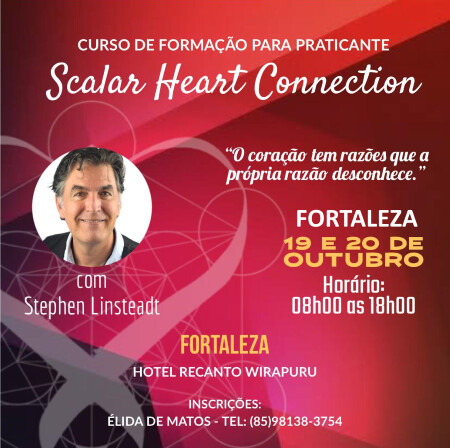 Curso de Formação de Praticante Scalar Heart Connection - Fortaleza, CE