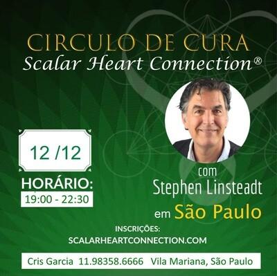 Círculo de Cura - São Paulo - 12 de Dezembro de 2019