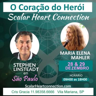 Curso O Coração do Herói - 28 & 29 de Dezembro de 2019 São Paulo, SP