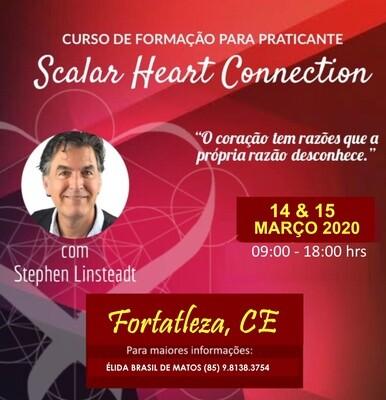 Curso de Formação de Praticante Scalar Heart Connection - 14 & 15 de Março de 2020 Fortaleza, CE