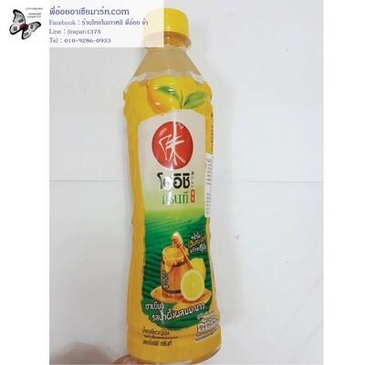 ชาเขียวญี่ปุ่น รสน้ำผึ้งผสมมะนาว ตราโออิชิ กรีนที