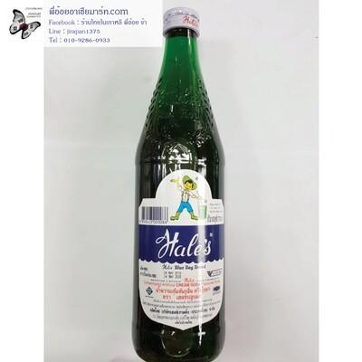 น้ำหวานเข้มข้นกลิ่น กลิ่นโซดา (น้ำเขียว) ปริมาตร 710 มล. ตราเฮลซ์บูลบอย