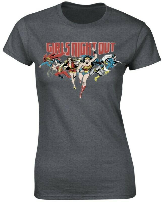 Ladies DC 'Girls Night Out' T-Shirt