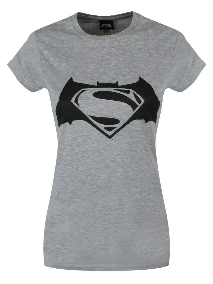 Batman VS Superman Ladies' Fit T-Shirt