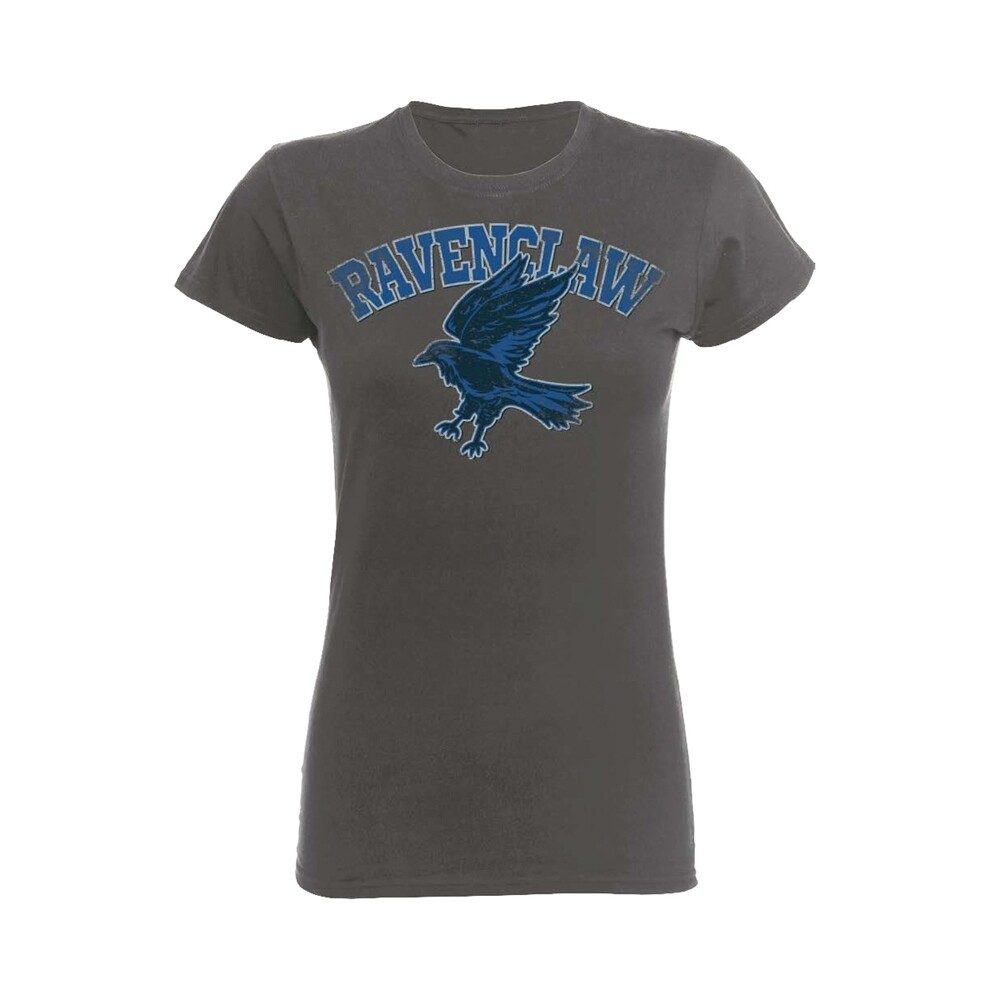 Female Harry Potter 'Ravenclaw' Fitted T-Shirt