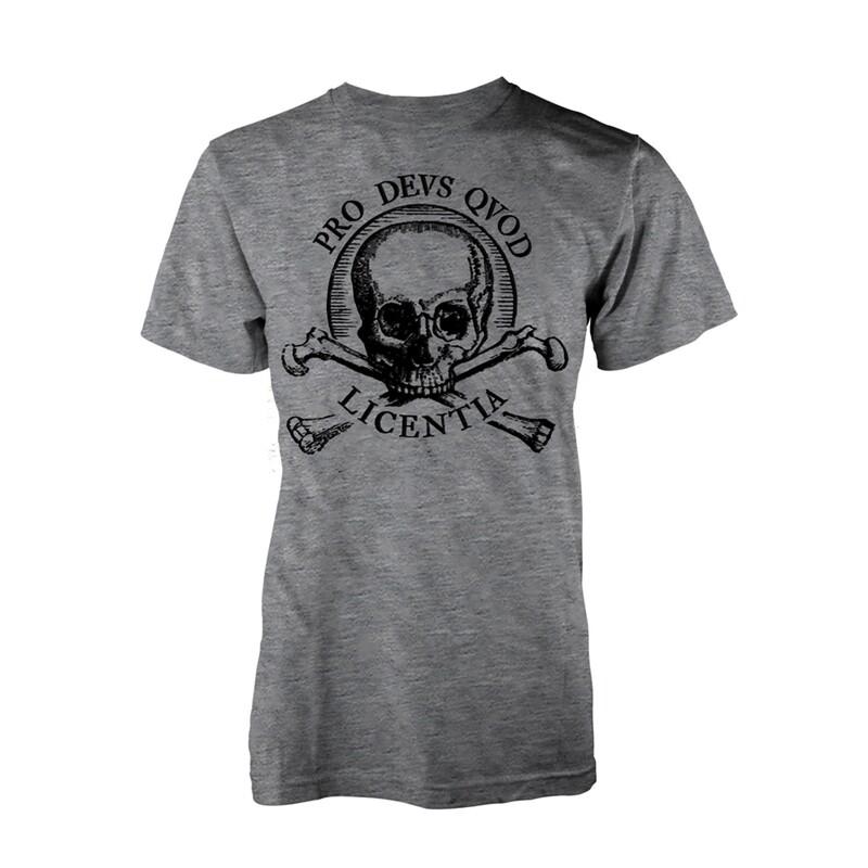 Uncharted 4 'Pro Devs Qvod Licentia' T-Shirt