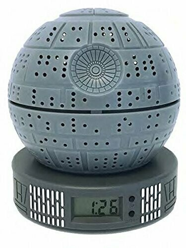Star Wars Death Star Alarm Clock