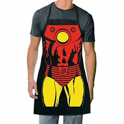 Marvel Iron Man Apron