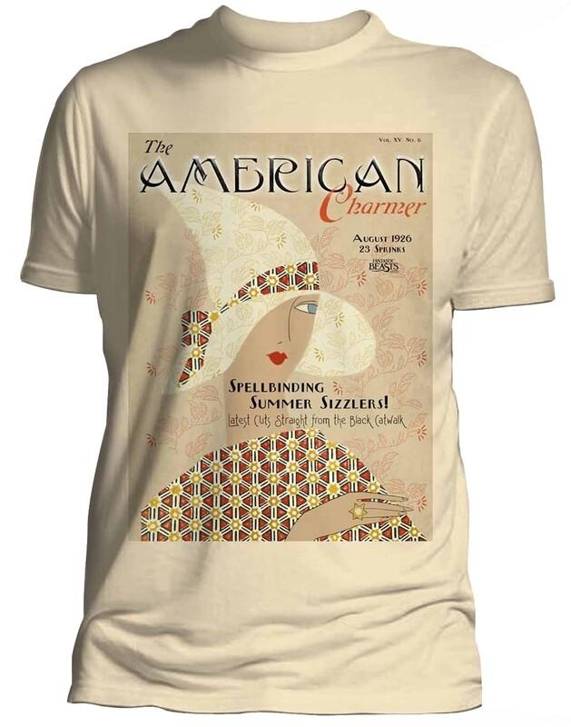 Fantastic Beasts 'American Charmer' T-Shirt