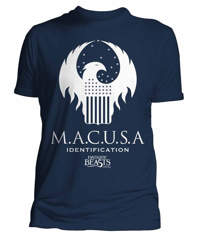 Fantastic Beasts 'Macusa' T-Shirt