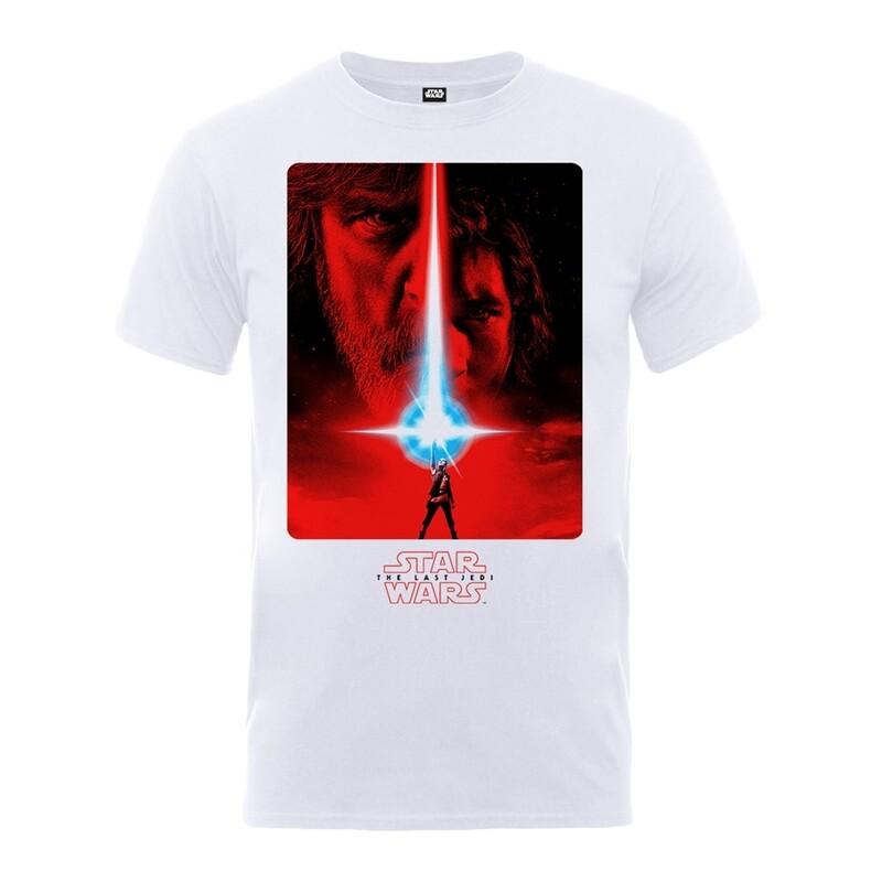 Star Wars 'The Last Jedi' Poster T Shirt
