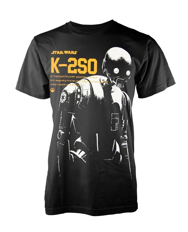 Star Wars K-2SO Rogue One T-Shirt