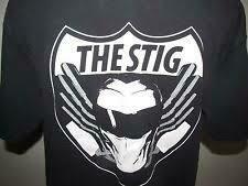 Top Gear Kids 'Stig Shield' T Shirt