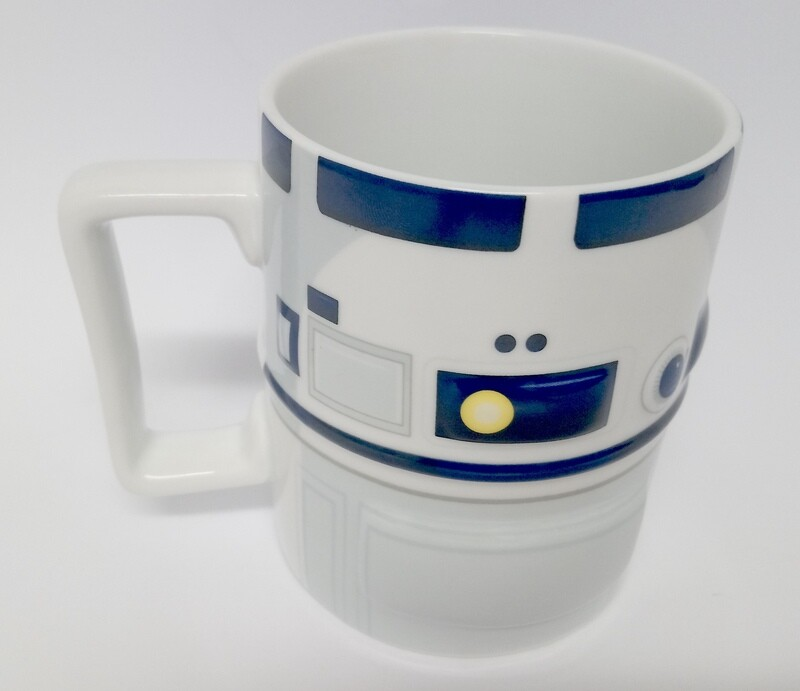 R2D2 3D Mug