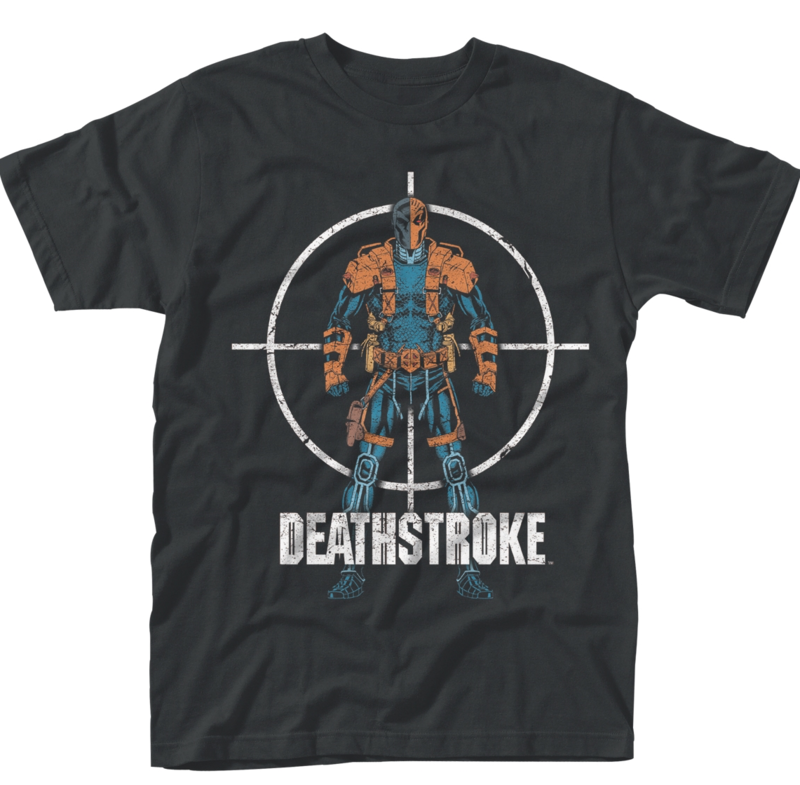 Unisex DC Deathstroke T-Shirt
