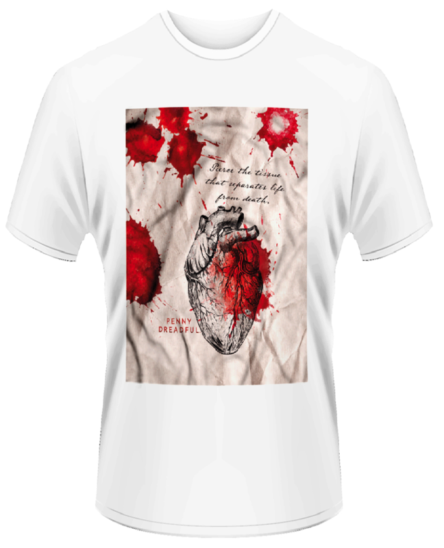 Penny Dreadful Peace, Life and Death T-Shirt