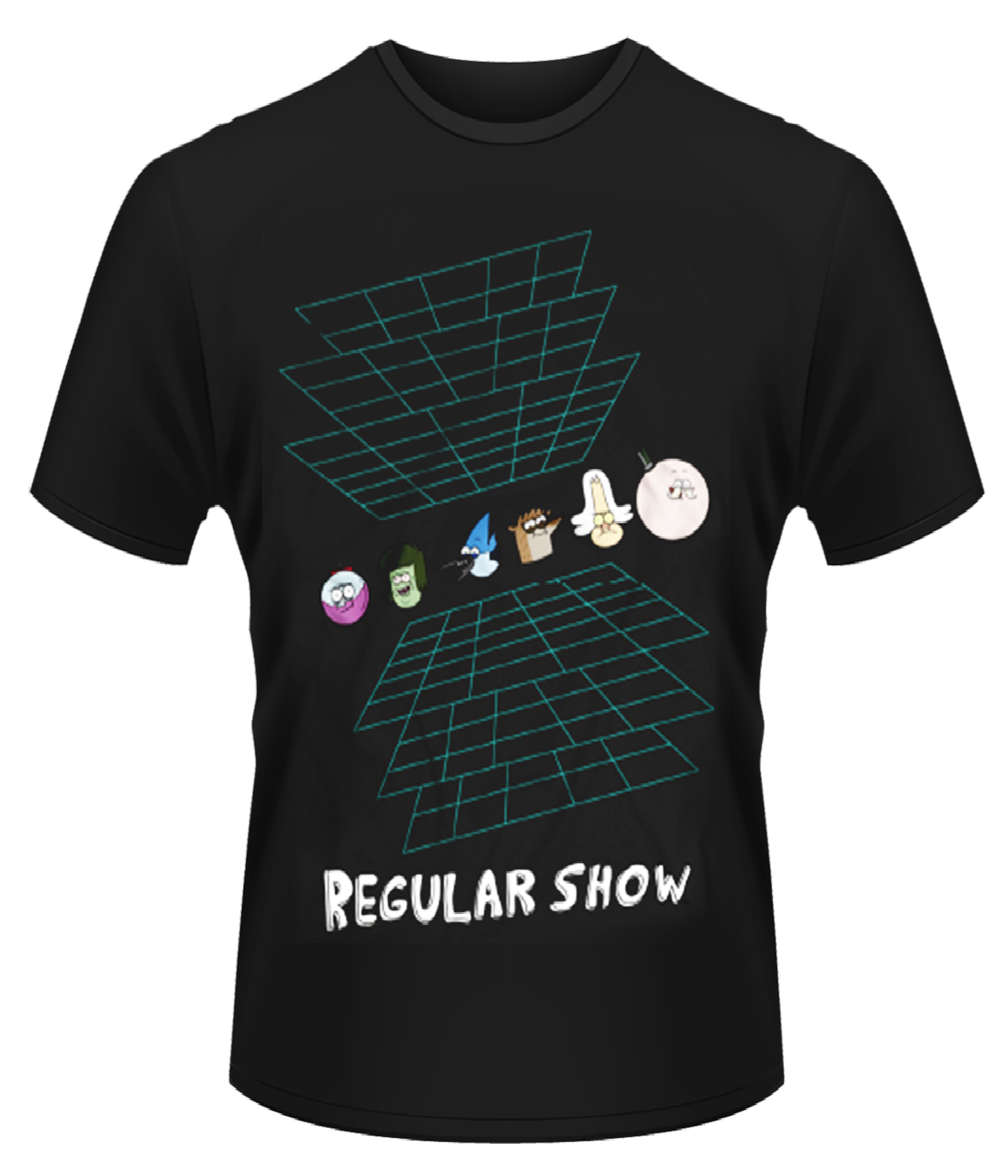 Regular Show 'Virtual Reality' T Shirt
