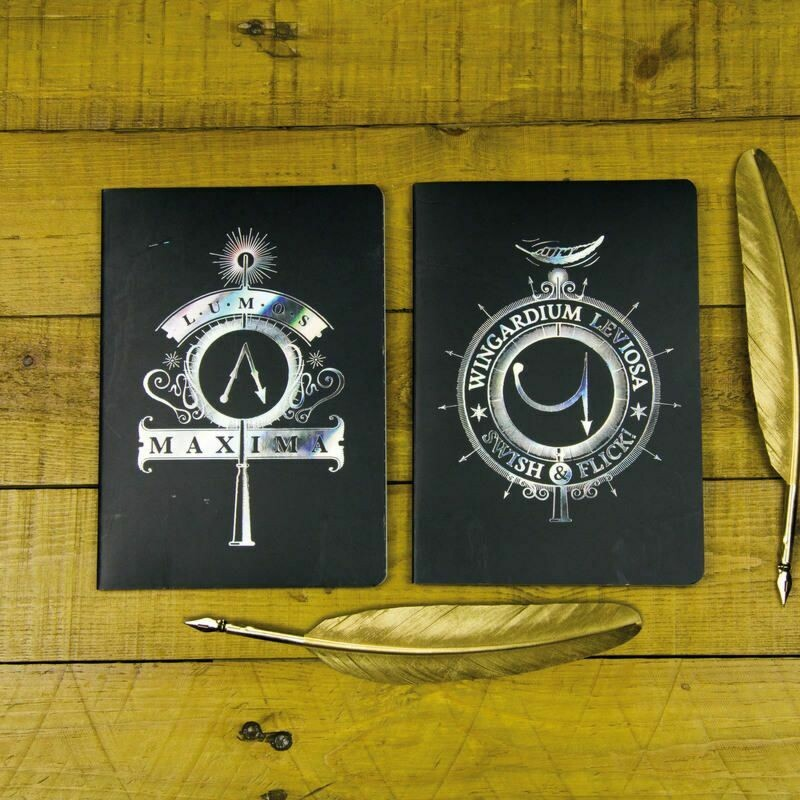 Harry Potter 2 Pack Notebooks