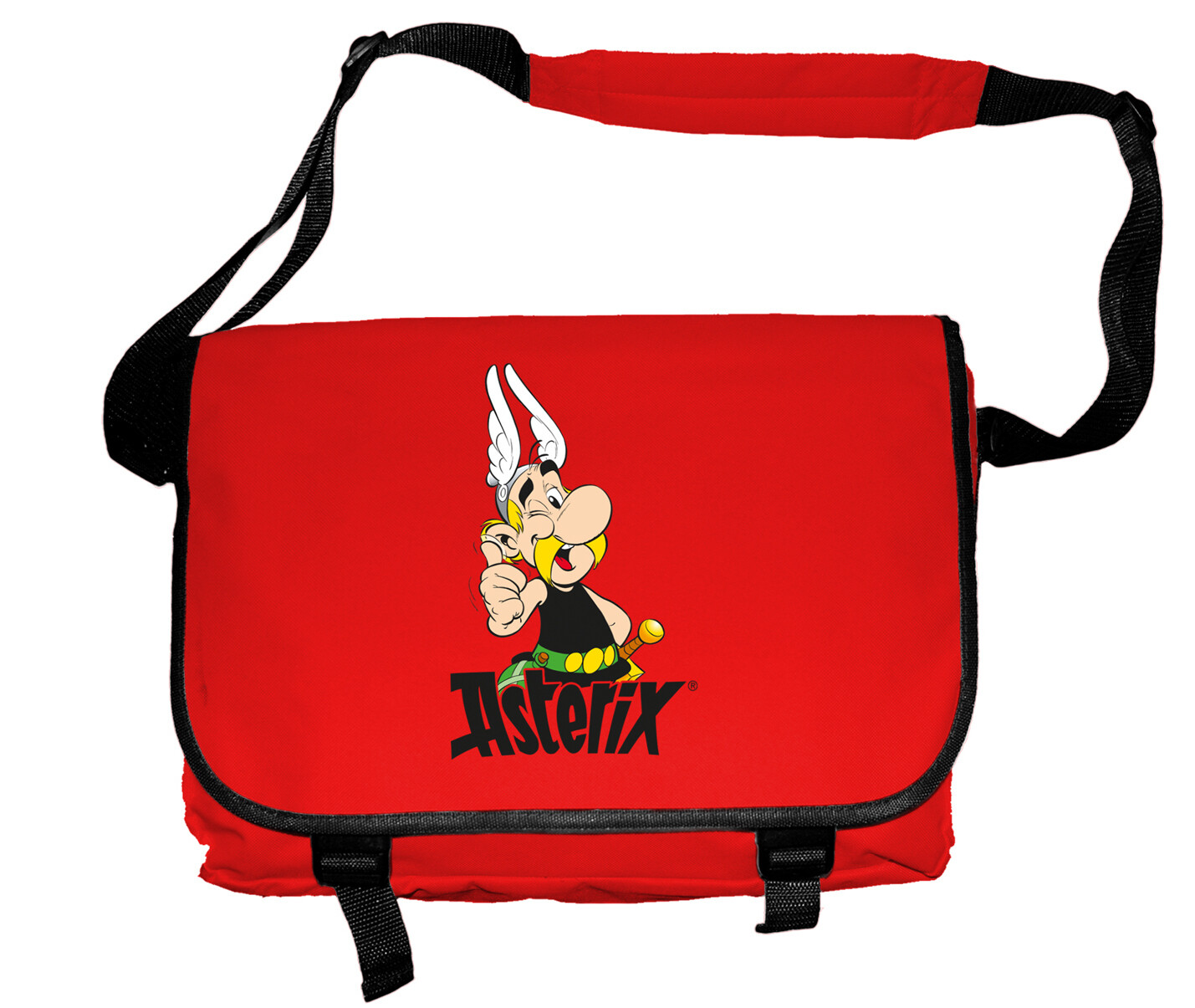 Asterix 'Thumbs Up' Courier Bag