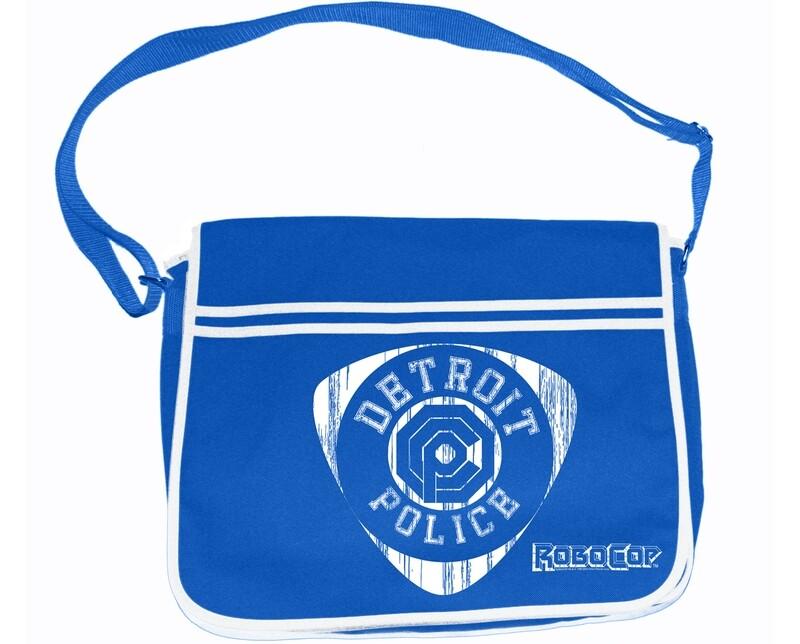Robocop Detroit Police Bag