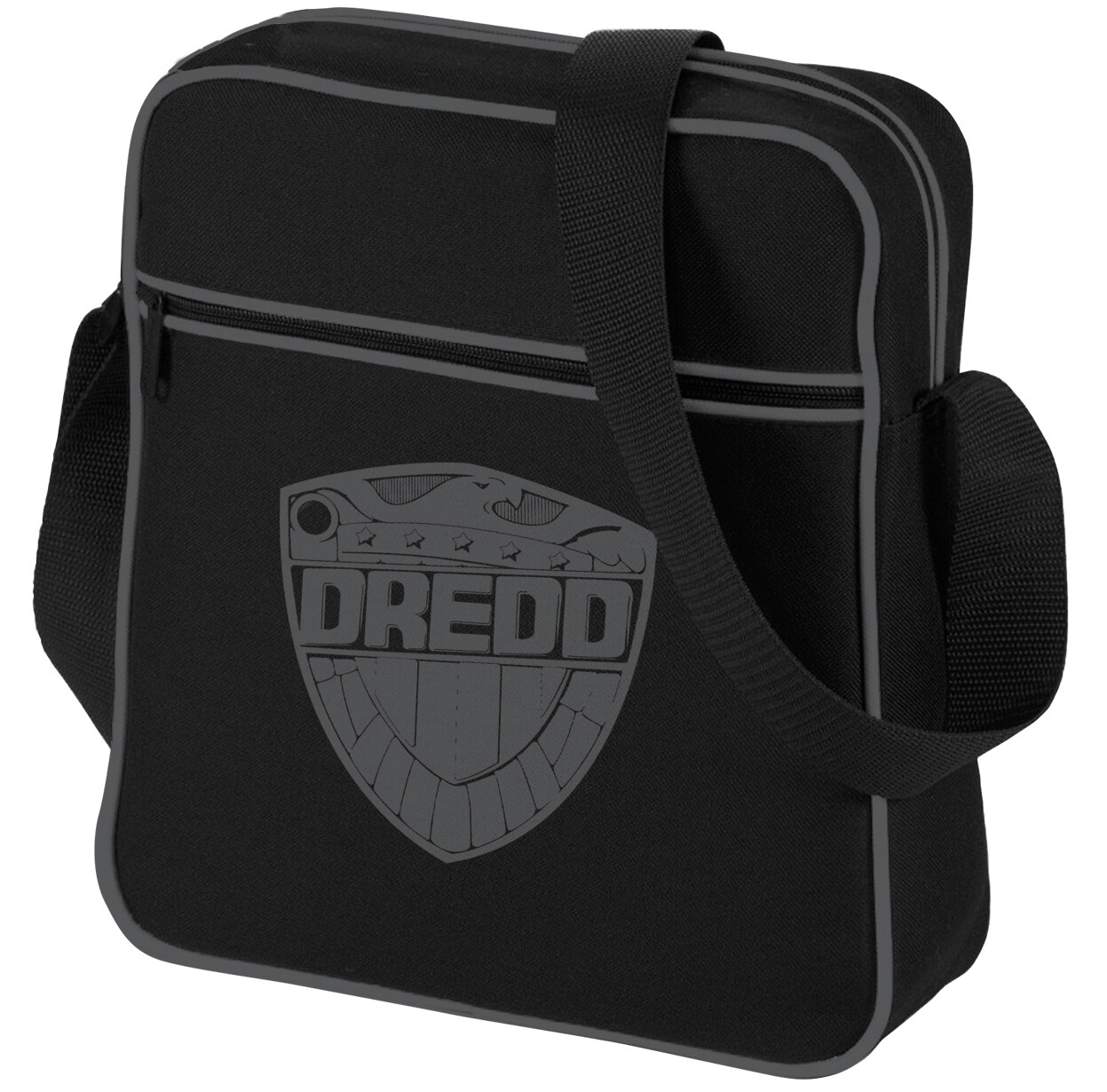 Judge Dredd Mini Square Bag