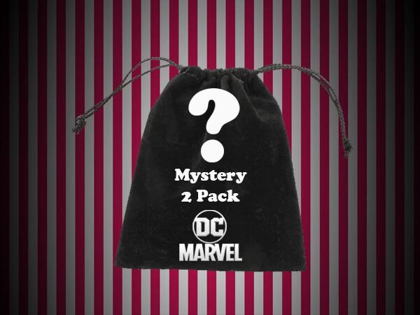 Unisex Mystery Bag 'Hero pack' - 2 T-Shirt Bag