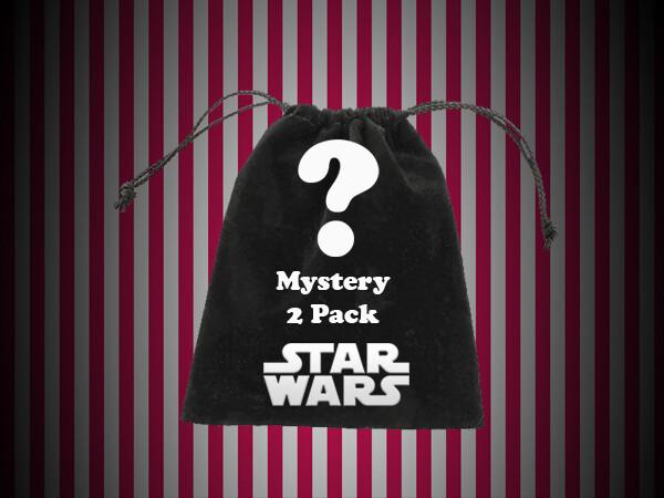Unisex Mystery Bag - 'Jedi Pack' - 2 T-Shirts