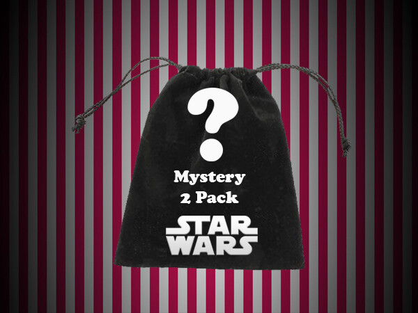 Ladies' Mystery Bag - 'Jedi Pack' - 2 T-Shirts