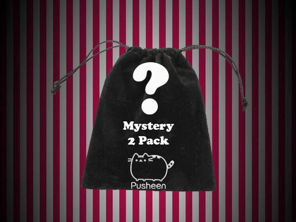 Ladies' Mystery 'Kitty Pack' 2 Pack Bag