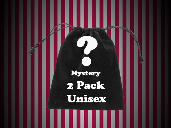 Unisex 2 Mystery T Shirt Bundle