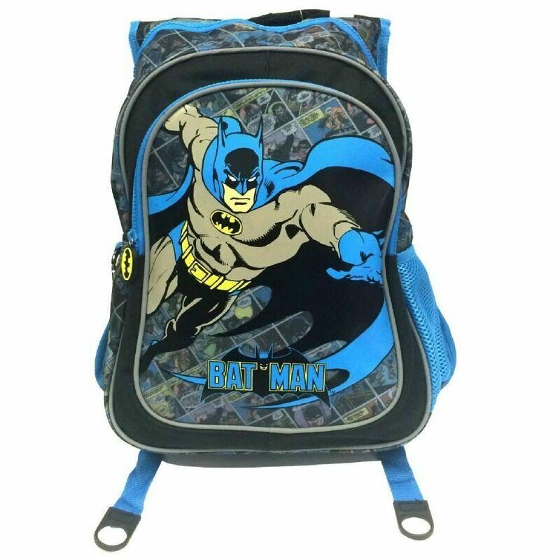 Batman Padded High Quality Back Pack