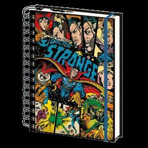 Marvel Doctor Strange Lined Hard Cover Notebook