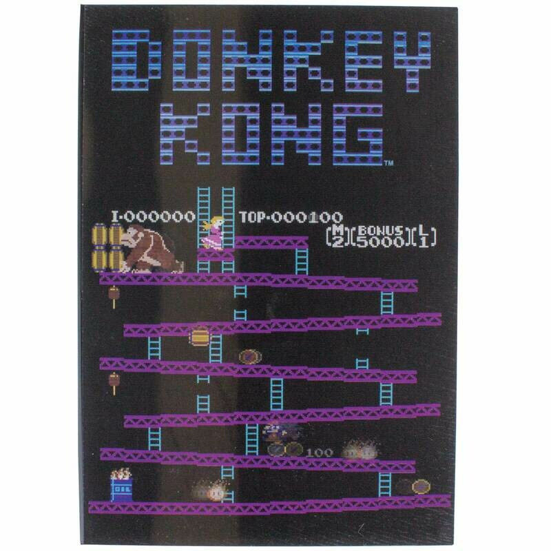 Donkey Kong Lenticular Hardback Notebook