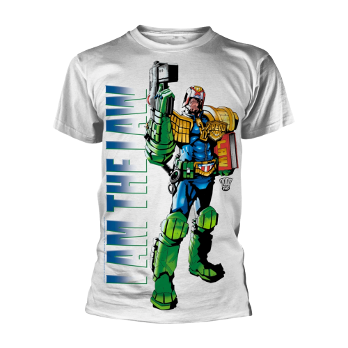 Judge Dredd 'I Am The Law' T-Shirt
