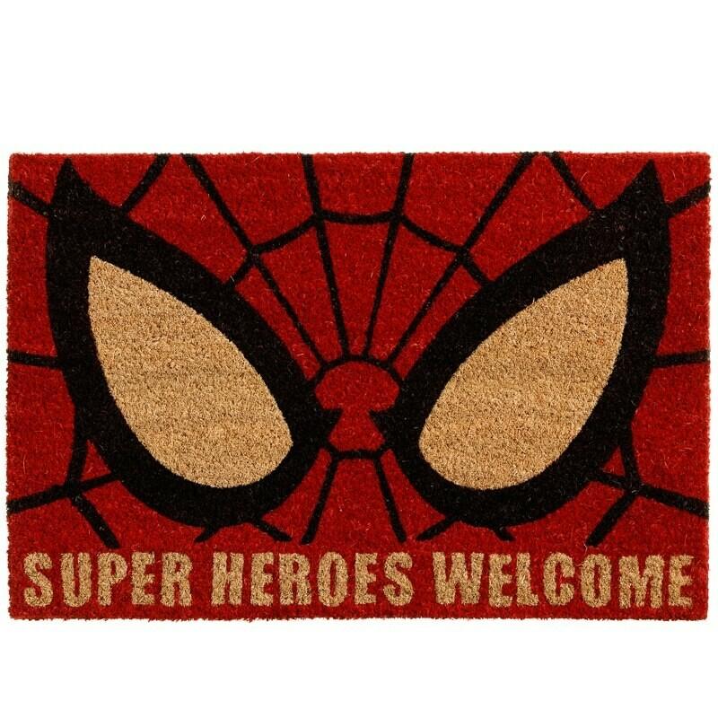 Marvel Spiderman Door Mat
