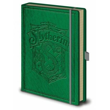 Harry Potter Premium Notebook - Slytherin