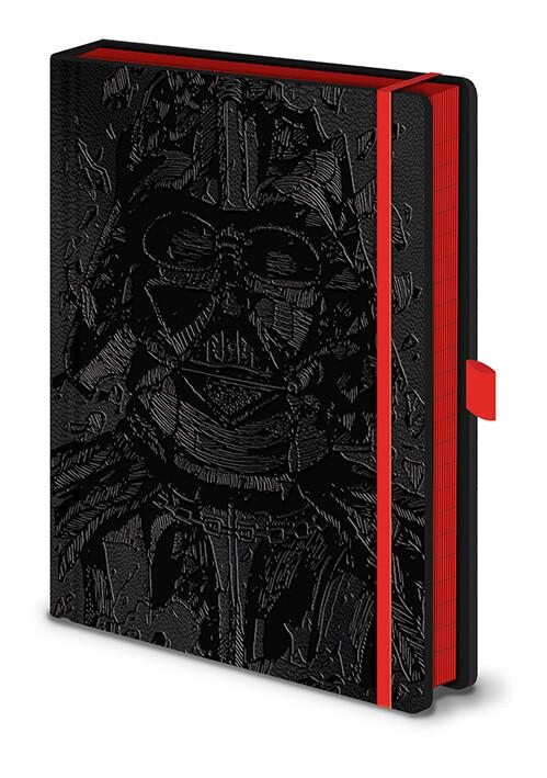 Star Wars Hardback Embossed Notebook