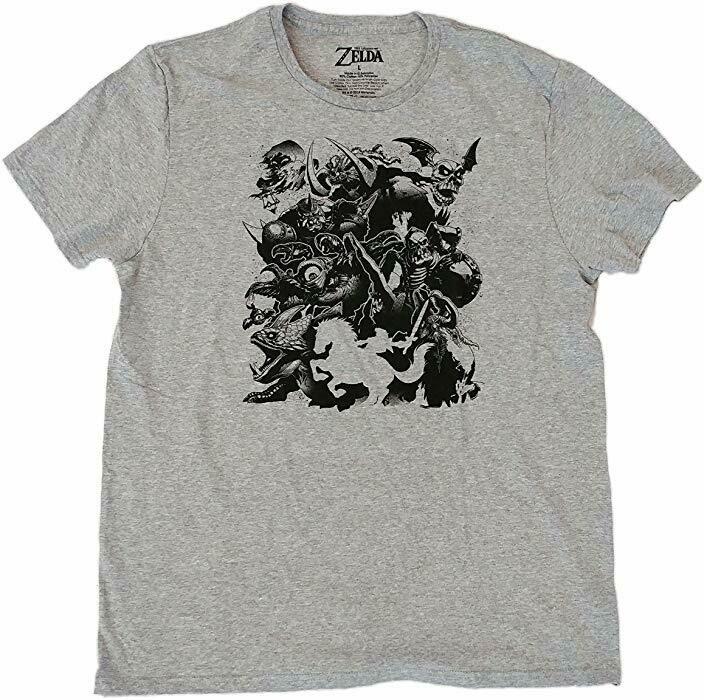 Unisex Legend of Zelda T-Shirt - Size XL only