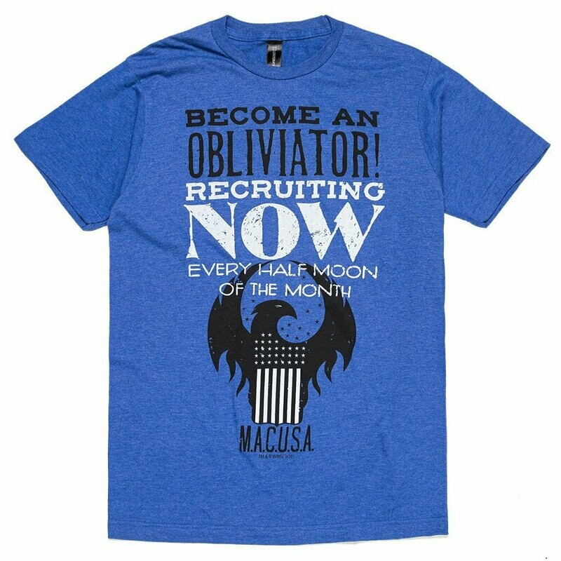 Fantastic Beasts 'Macusa' Recruitment T-Shirt