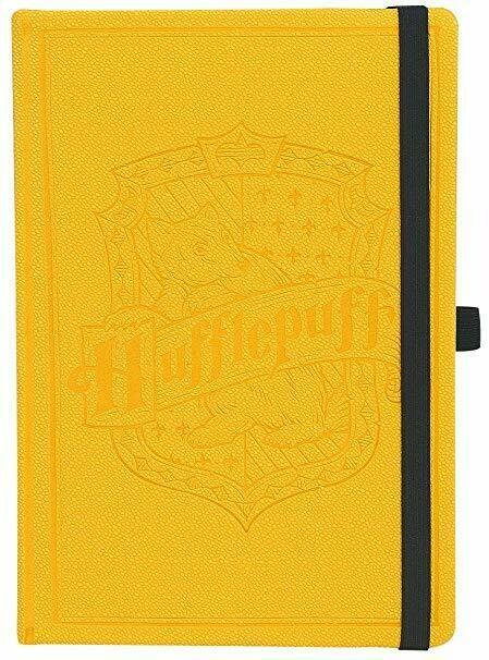 Harry Potter Premium Notebook - Hufflepuff