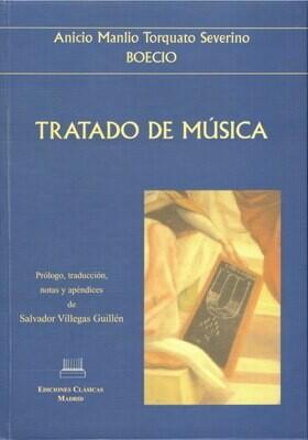 TRATADO DE MUSICA, BOECIO