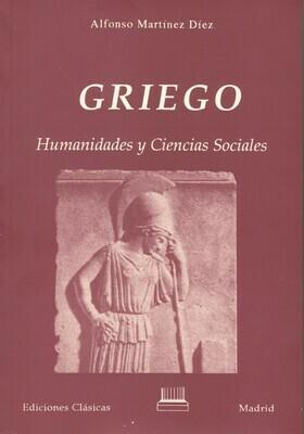 GRIEGO HUMANIDADES Y CIENCIAS SOCIALES