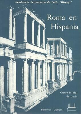 ROMA EN HISPANIA + CUADERNO