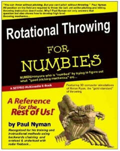 Rotational Throwing For Numbies E-Book