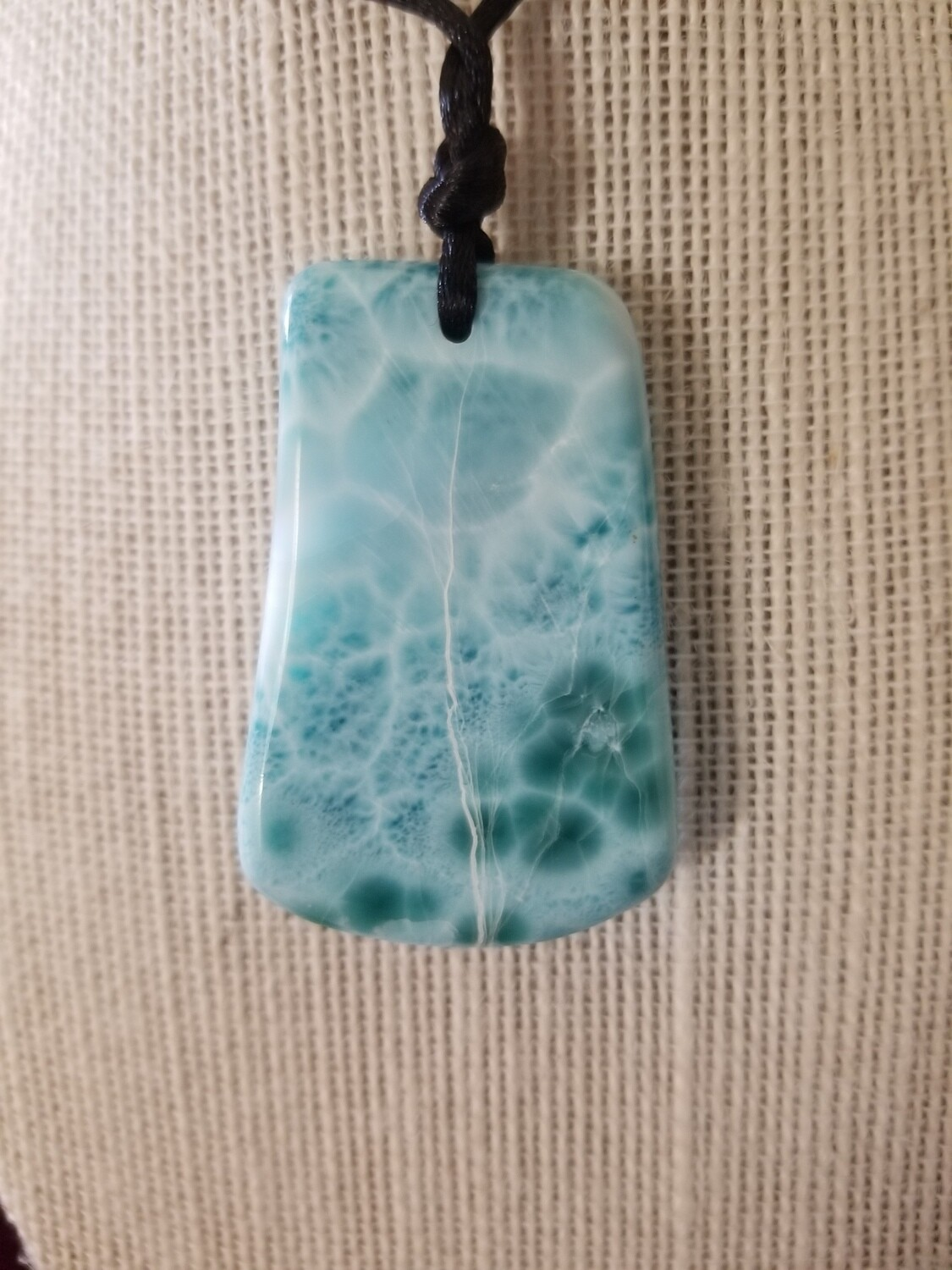 Larimar Huge Lightning Strike