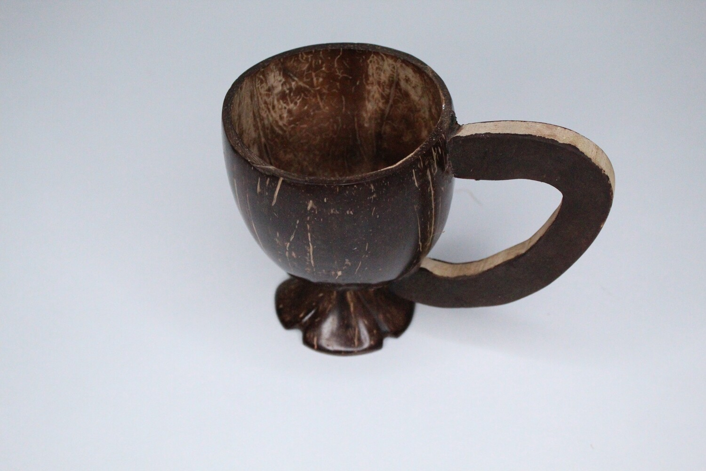 Decorative Coconut Cup#2